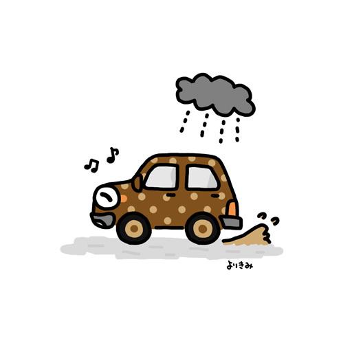 「dot car」_b0044915_15082676.jpg