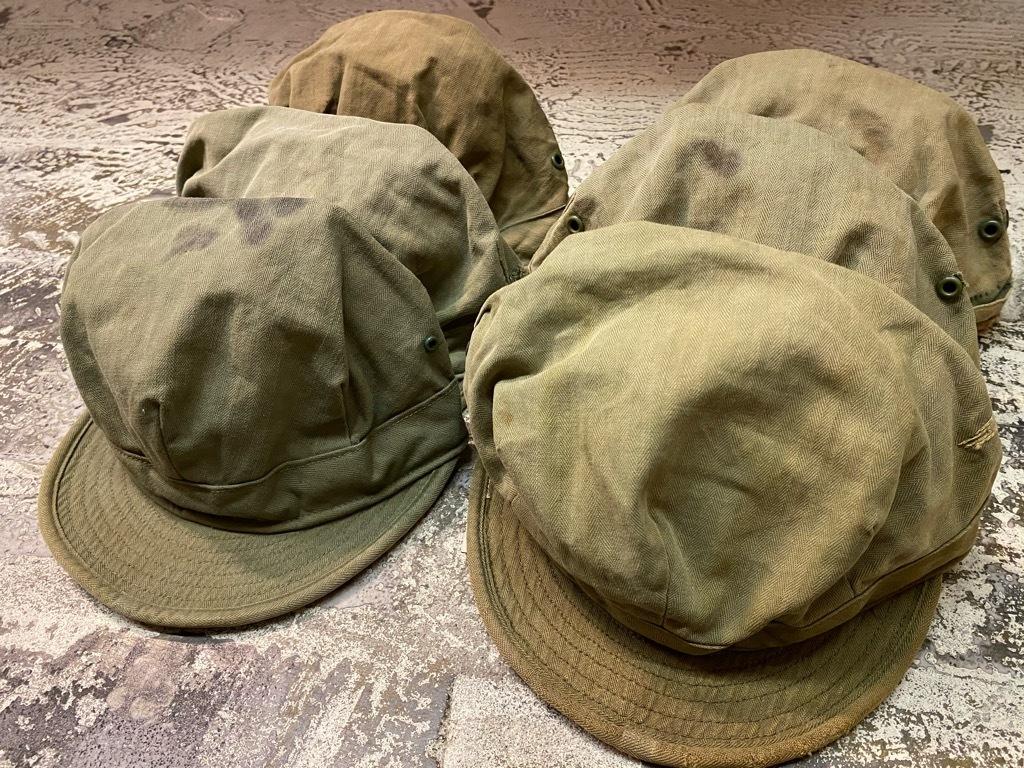 5月26日(水)マグネッツ大阪店Vintage入荷日!! #6 U.S.Military Part1編!! M-41 HBT Cap,M-41 2nd Haversack,HBT BarrackBag_c0078587_00021743.jpg