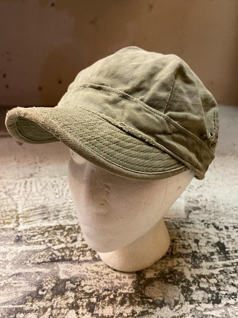 5月26日(水)マグネッツ大阪店Vintage入荷日!! #6 U.S.Military Part1編!! M-41 HBT Cap,M-41 2nd Haversack,HBT BarrackBag_c0078587_00042542.jpg