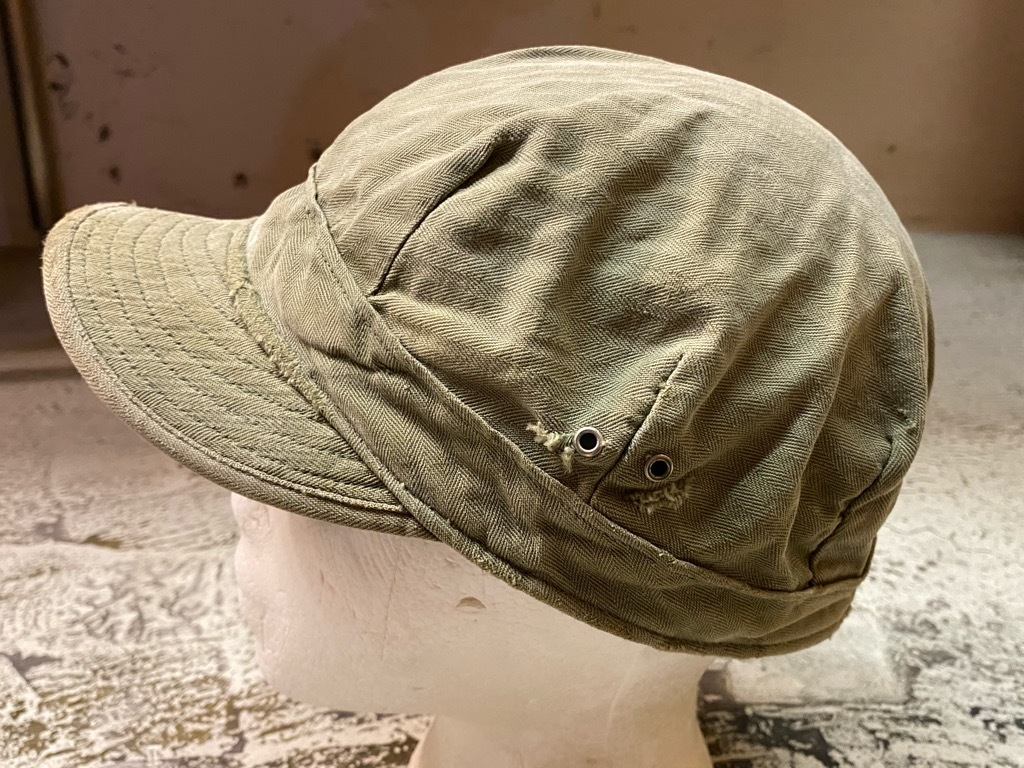 5月26日(水)マグネッツ大阪店Vintage入荷日!! #6 U.S.Military Part1編!! M-41 HBT Cap,M-41 2nd Haversack,HBT BarrackBag_c0078587_00043086.jpg