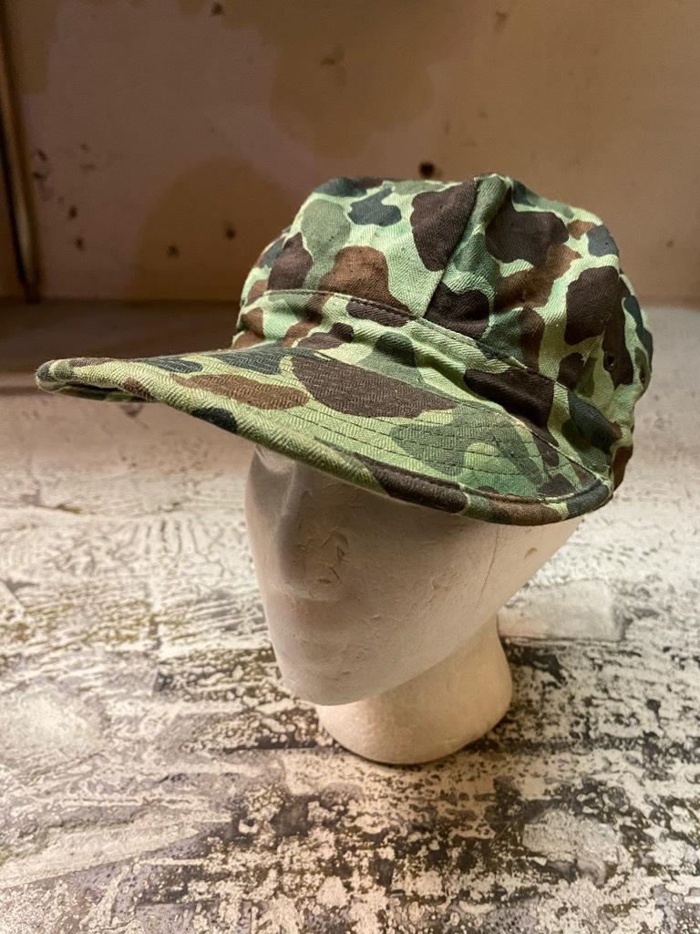 5月26日(水)マグネッツ大阪店Vintage入荷日!! #6 U.S.Military Part1編!! M-41 HBT Cap,M-41 2nd Haversack,HBT BarrackBag_c0078587_00065869.jpg