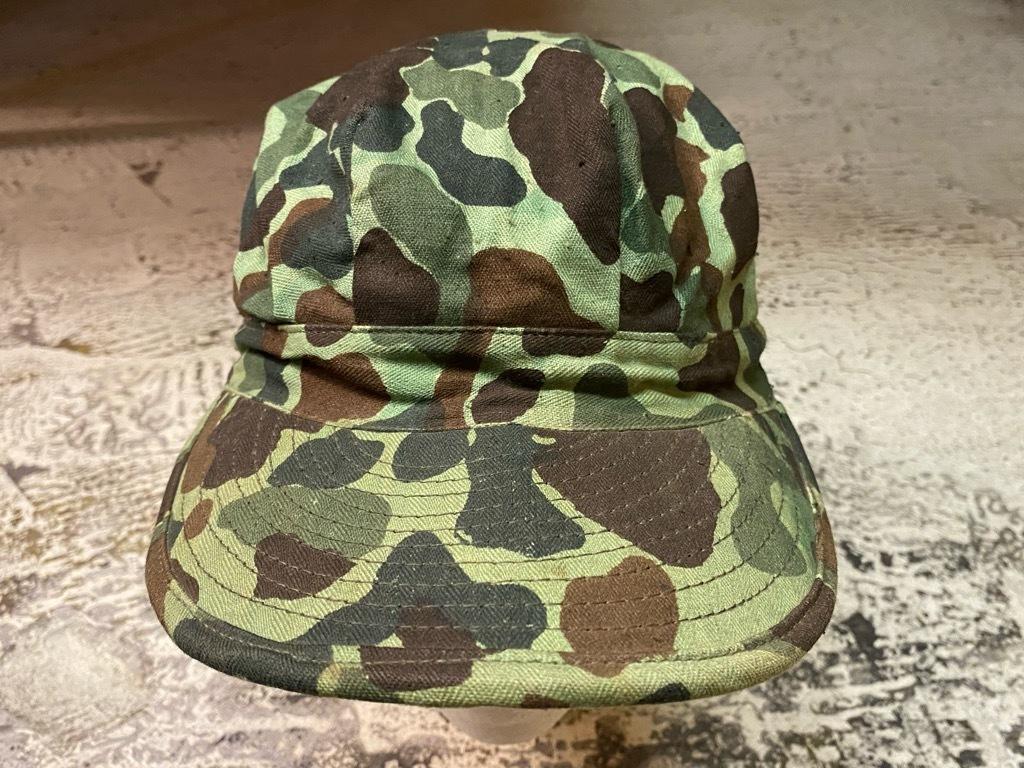 5月26日(水)マグネッツ大阪店Vintage入荷日!! #6 U.S.Military Part1編!! M-41 HBT Cap,M-41 2nd Haversack,HBT BarrackBag_c0078587_00065974.jpg