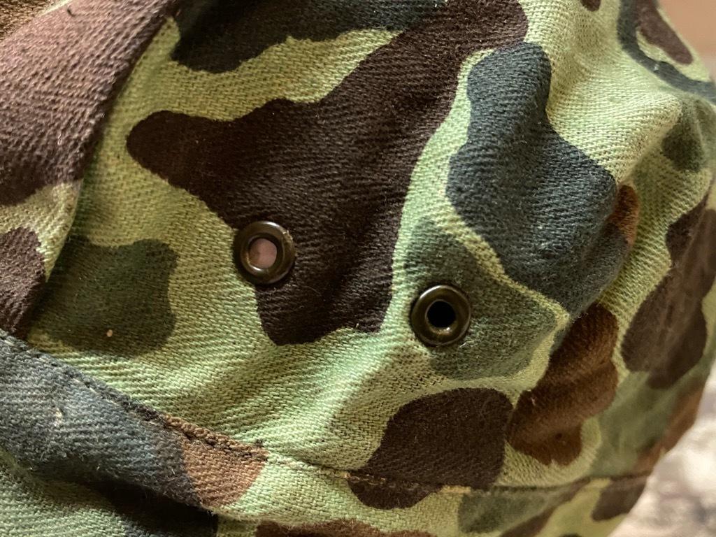 5月26日(水)マグネッツ大阪店Vintage入荷日!! #6 U.S.Military Part1編!! M-41 HBT Cap,M-41 2nd Haversack,HBT BarrackBag_c0078587_00071692.jpg