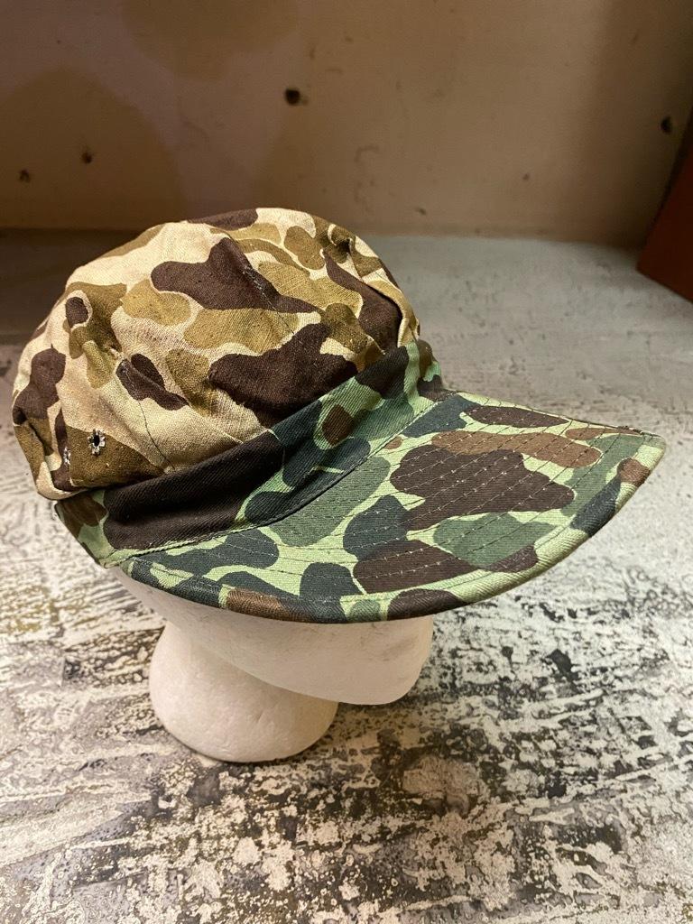 5月26日(水)マグネッツ大阪店Vintage入荷日!! #6 U.S.Military Part1編!! M-41 HBT Cap,M-41 2nd Haversack,HBT BarrackBag_c0078587_00072176.jpg