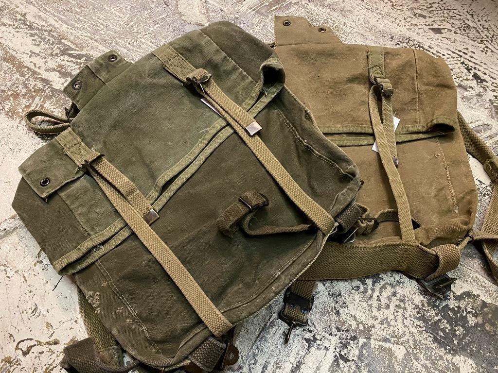 5月26日(水)マグネッツ大阪店Vintage入荷日!! #6 U.S.Military Part1編!! M-41 HBT Cap,M-41 2nd Haversack,HBT BarrackBag_c0078587_00090351.jpg