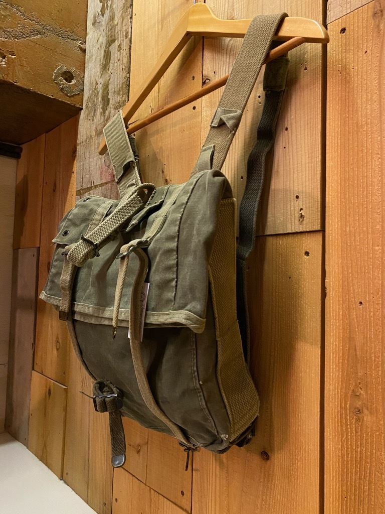 味のあるMilitary Bag!!(マグネッツ大阪アメ村店) _c0078587_00090779.jpg