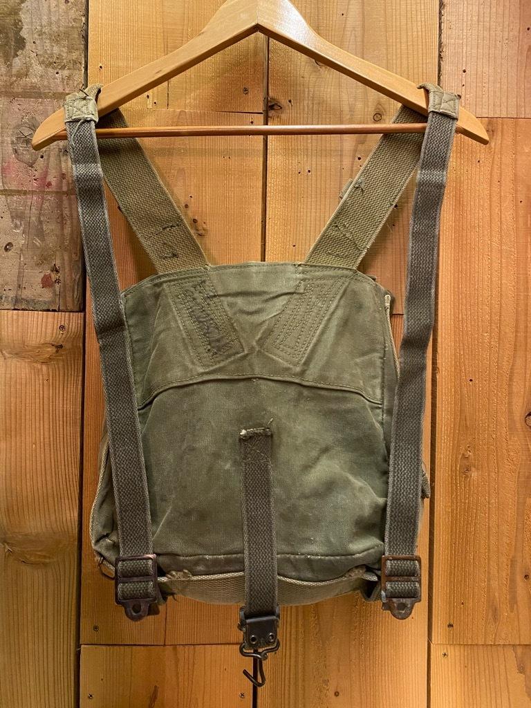 味のあるMilitary Bag!!(マグネッツ大阪アメ村店) _c0078587_00091422.jpg
