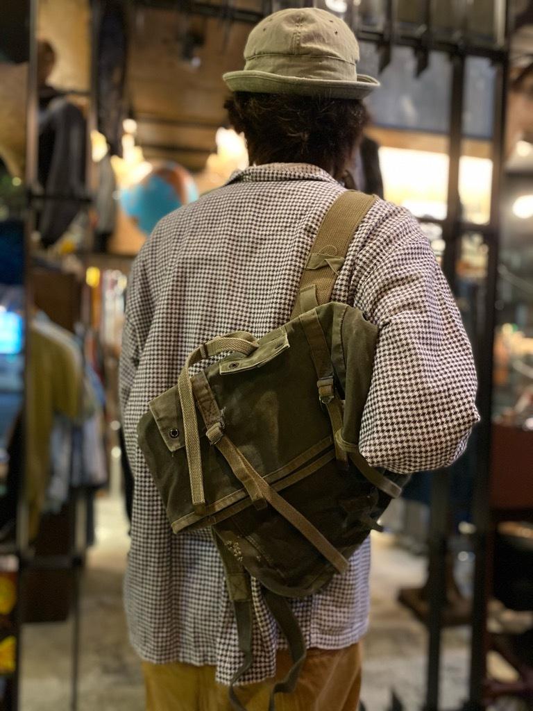 5月26日(水)マグネッツ大阪店Vintage入荷日!! #6 U.S.Military Part1編!! M-41 HBT Cap,M-41 2nd Haversack,HBT BarrackBag_c0078587_00092925.jpg