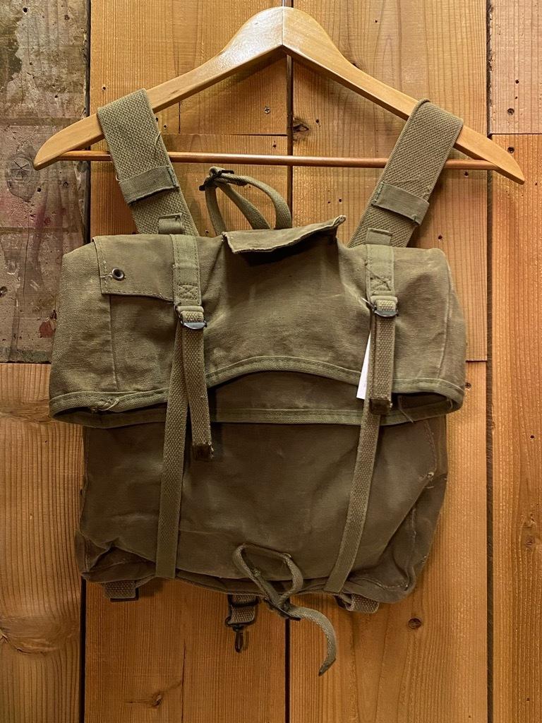 5月26日(水)マグネッツ大阪店Vintage入荷日!! #6 U.S.Military Part1編!! M-41 HBT Cap,M-41 2nd Haversack,HBT BarrackBag_c0078587_00101208.jpg