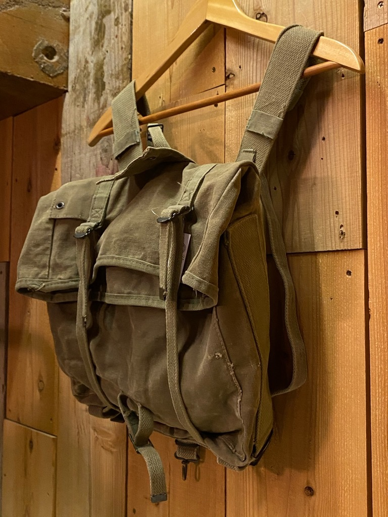5月26日(水)マグネッツ大阪店Vintage入荷日!! #6 U.S.Military Part1編!! M-41 HBT Cap,M-41 2nd Haversack,HBT BarrackBag_c0078587_00101436.jpg