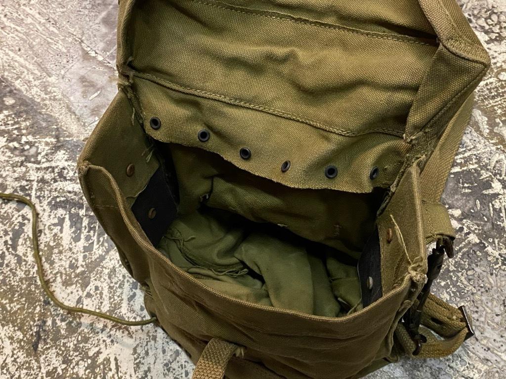 5月26日(水)マグネッツ大阪店Vintage入荷日!! #6 U.S.Military Part1編!! M-41 HBT Cap,M-41 2nd Haversack,HBT BarrackBag_c0078587_00130510.jpg