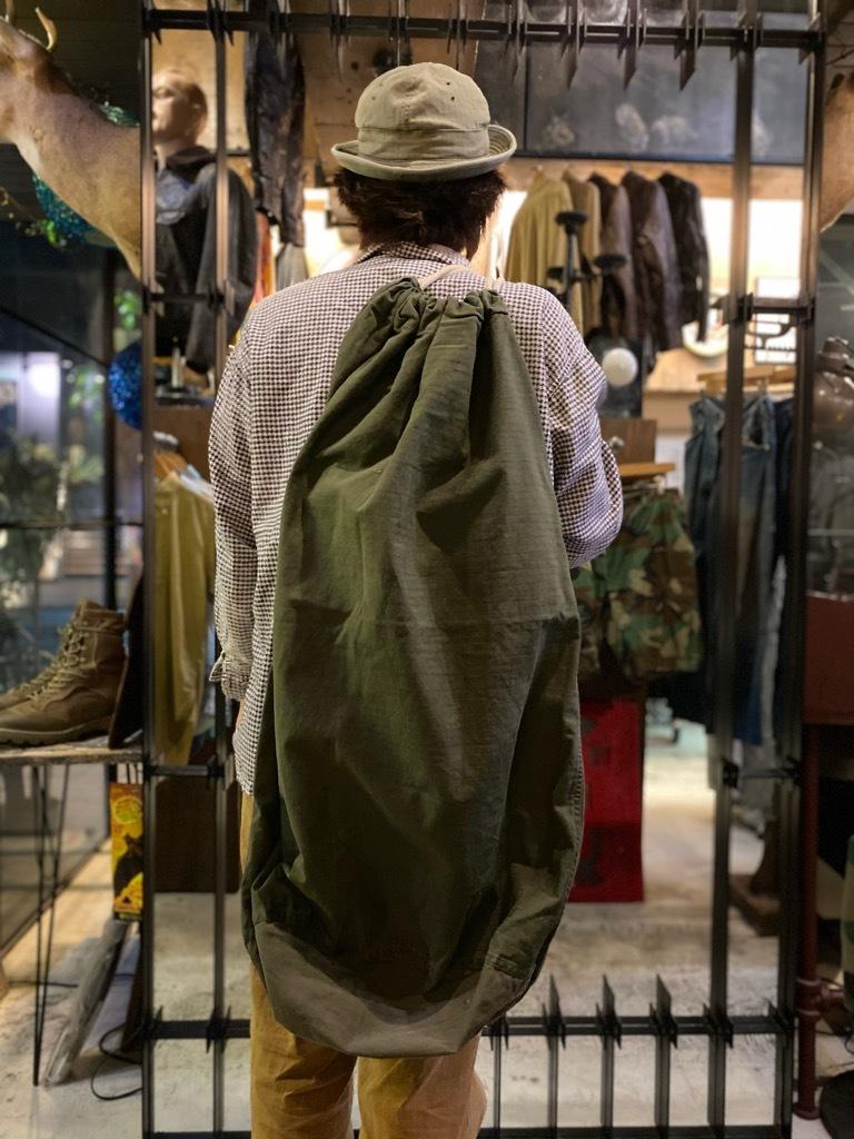 5月26日(水)マグネッツ大阪店Vintage入荷日!! #6 U.S.Military Part1編!! M-41 HBT Cap,M-41 2nd Haversack,HBT BarrackBag_c0078587_00180540.jpg