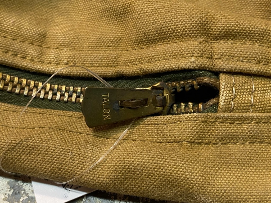 5月26日(水)マグネッツ大阪店Vintage入荷日!! #6 U.S.Military Part1編!! M-41 HBT Cap,M-41 2nd Haversack,HBT BarrackBag_c0078587_00212645.jpg