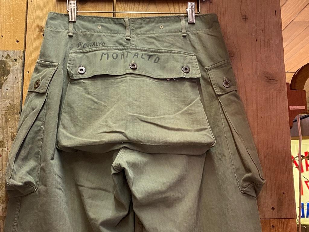 5月26日(水)マグネッツ大阪店Vintage入荷日!! #7 U.S.Military Part2編!! U.S.M.C.&U.S.Army P-44 MonkeyPants!!_c0078587_00304083.jpg