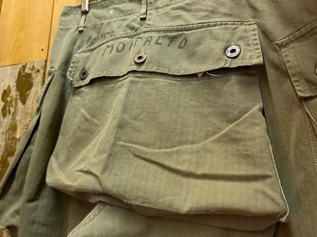 5月26日(水)マグネッツ大阪店Vintage入荷日!! #7 U.S.Military Part2編!! U.S.M.C.&U.S.Army P-44 MonkeyPants!!_c0078587_00325628.jpg