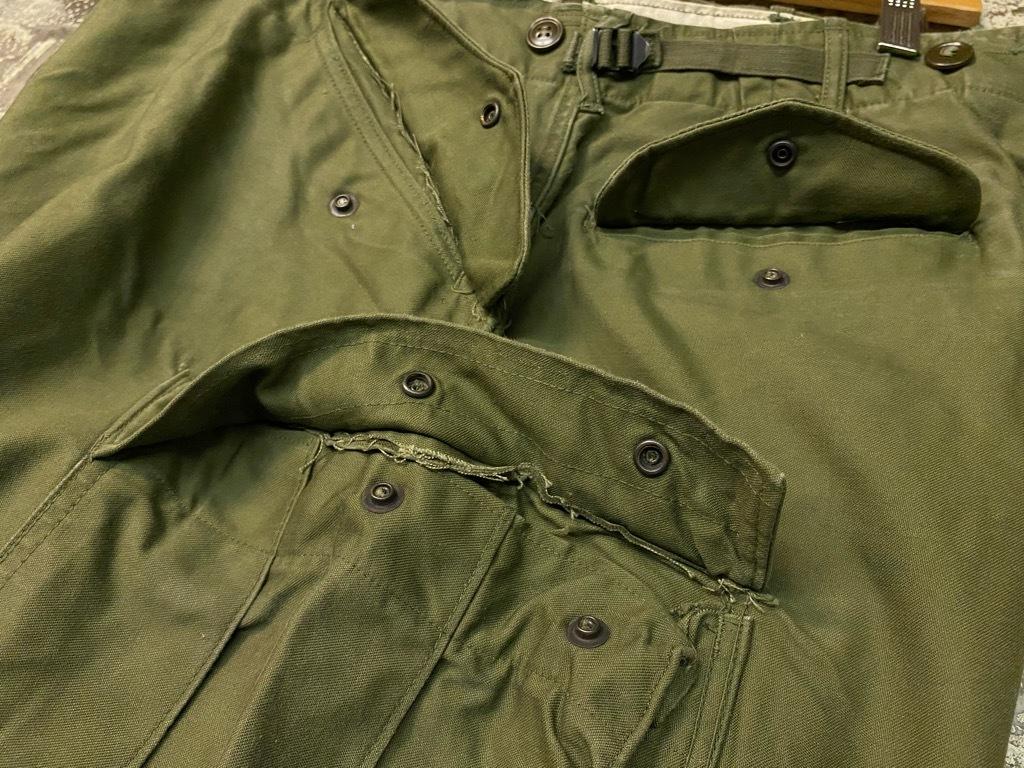 5月26日(水)マグネッツ大阪店Vintage入荷日!! #7 U.S.Military Part2編!! U.S.M.C.&U.S.Army P-44 MonkeyPants!!_c0078587_00483734.jpg