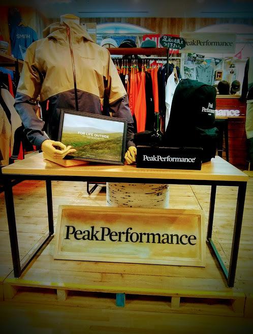 PeakPerformance POP UP開催!_d0198793_14013698.jpg