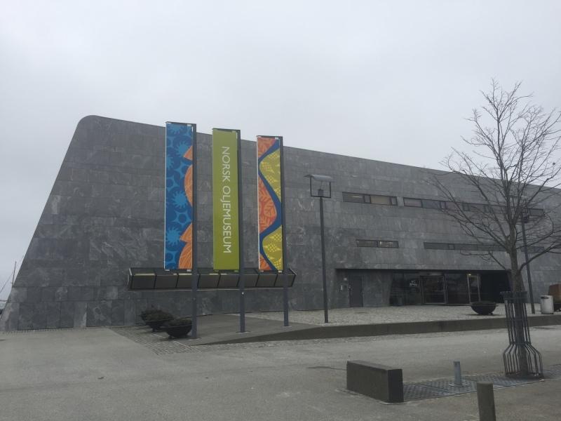 スタヴァンゲルのノルウェー石油博物館(Norsk Oljemuseum)_d0116009_20204907.jpg