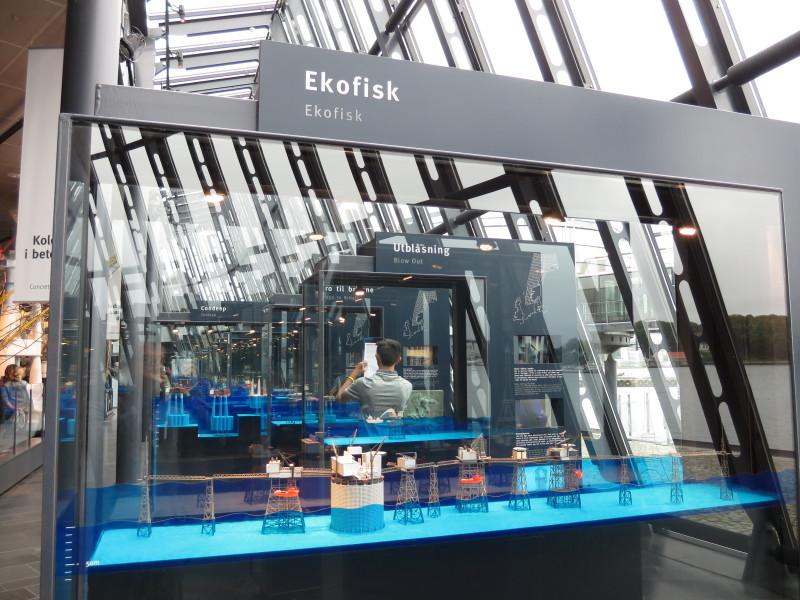 スタヴァンゲルのノルウェー石油博物館(Norsk Oljemuseum)_d0116009_20235322.jpg