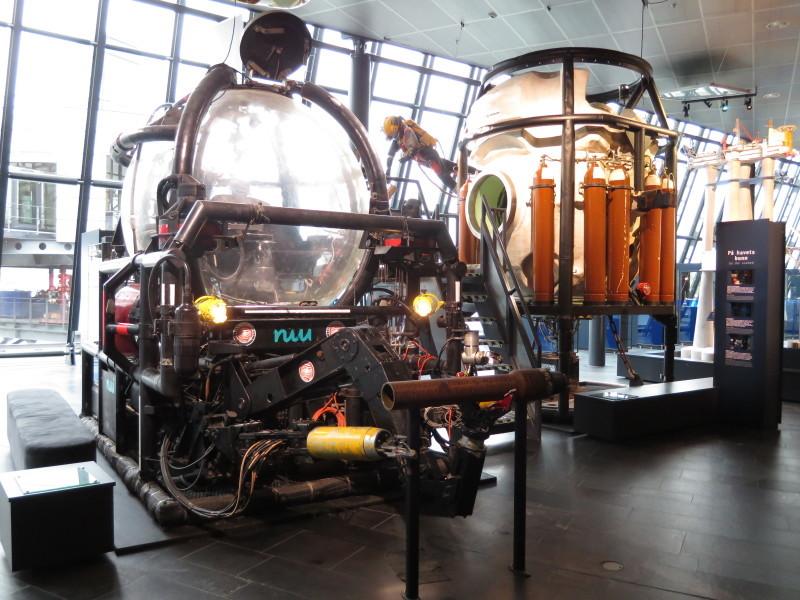スタヴァンゲルのノルウェー石油博物館(Norsk Oljemuseum)_d0116009_20242437.jpg