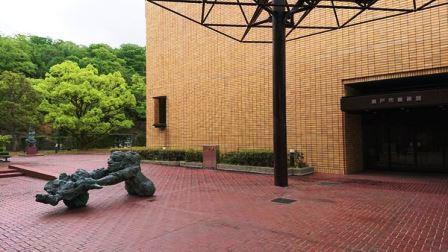 作業日誌(「瀬戸市美術館」彫刻作品の借用引取作業)_c0251346_15425823.jpg