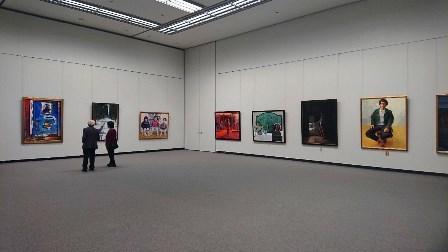 作業日誌(「第107回光風会 名古屋展」作品搬入展示作業)_c0251346_16074555.jpg