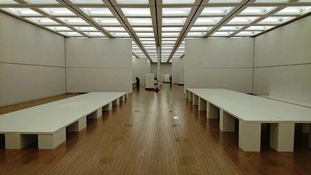 作業日誌(「第43回日本新工芸展」作品搬入展示作業)_c0251346_16172135.jpg