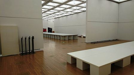 作業日誌(「第43回日本新工芸展」作品搬入展示作業)_c0251346_16172940.jpg