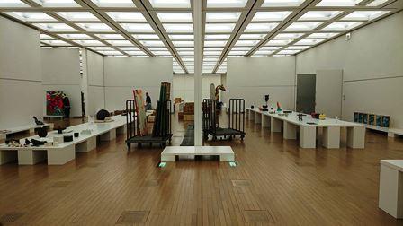 作業日誌(「第43回日本新工芸展」作品搬入展示作業)_c0251346_16182762.jpg