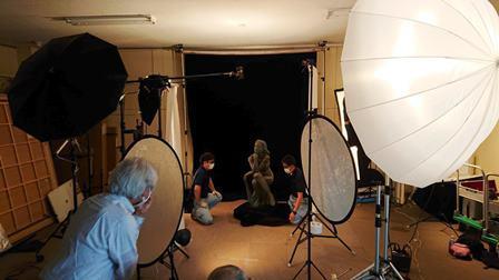 作業日誌(第50回記念日本彫刻会特別展作品写真撮影業務)_c0251346_16230065.jpg