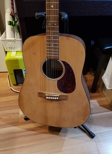 久しぶりにギター_c0145449_22085467.jpg