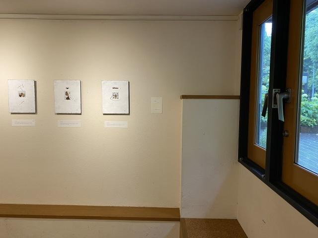 ⑤ 2021 戸次祥子個展 shoko bekki solo exhibition [ 鉱物と稜線 ]二度目の週。_e0151902_15345626.jpg