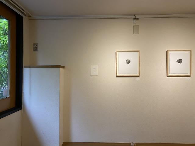 ⑤ 2021 戸次祥子個展 shoko bekki solo exhibition [ 鉱物と稜線 ]二度目の週。_e0151902_15363078.jpg