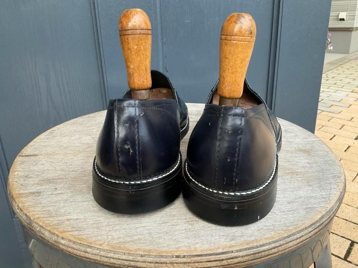 """N.O.S. 50's """"Waukege Casuals"""" two-tone rockabilly shoes_e0343648_17074003.jpeg"""