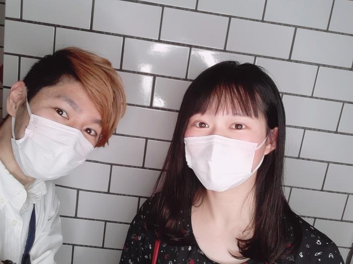 前髪ストレート&プレミークトリートメント!!_a0272765_18224724.jpg