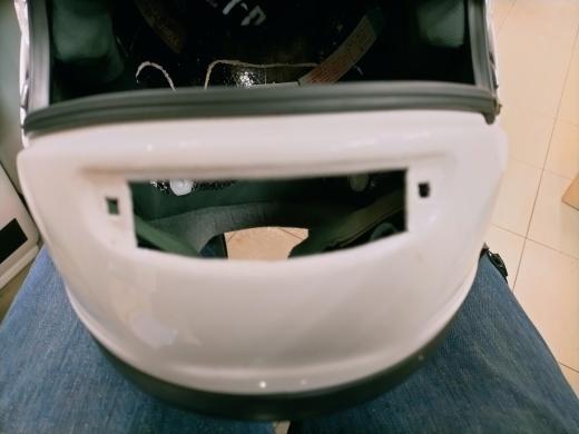 アライ ヘルメット 修理致します!_b0163075_08462479.jpg