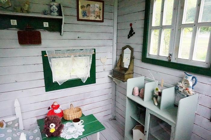 おばさんのお家をデコレーション!_e0365880_22144339.jpg