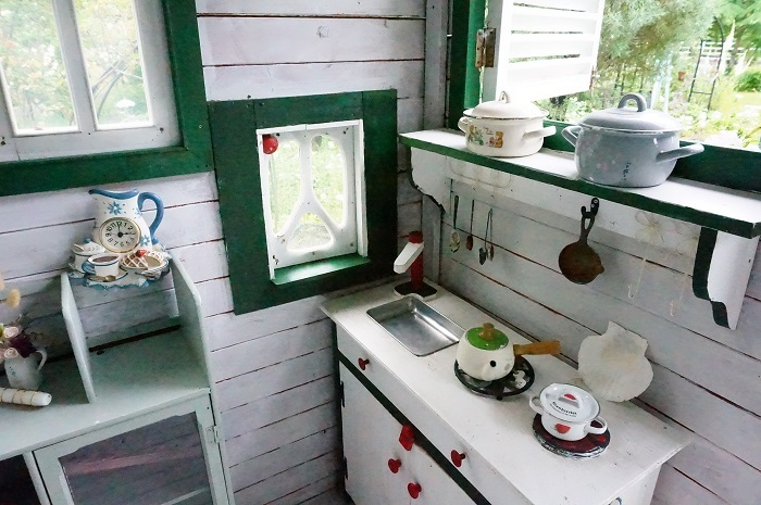 おばさんのお家をデコレーション!_e0365880_22150692.jpg