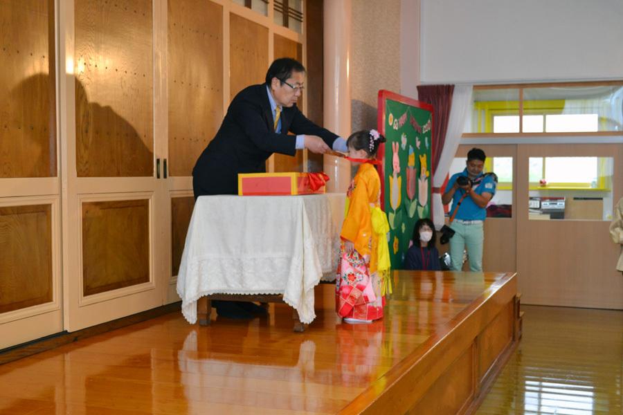 第一幼稚園の「お誕生会」_d0353789_15463504.jpg