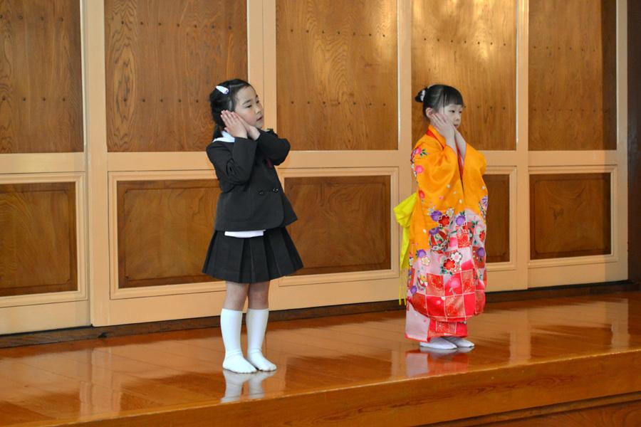 第一幼稚園の「お誕生会」_d0353789_15470898.jpg