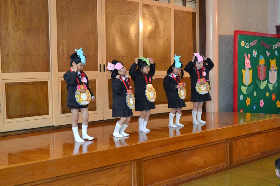 第一幼稚園の「お誕生会」_d0353789_15471537.jpg