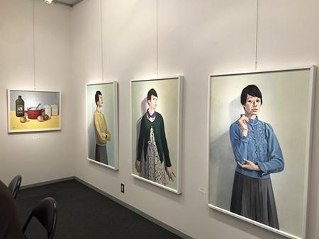 飯坂郁子さん個展レポート_b0107314_11234071.jpg