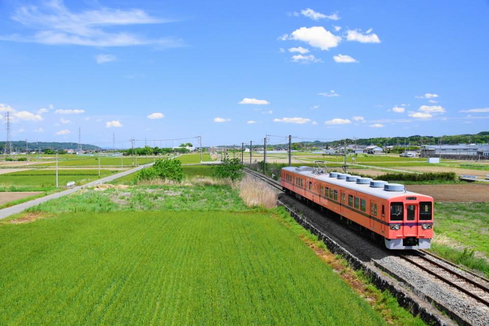 上信電鉄のカラフルな車両ー2020年5月17日ー_a0385725_22341772.jpg