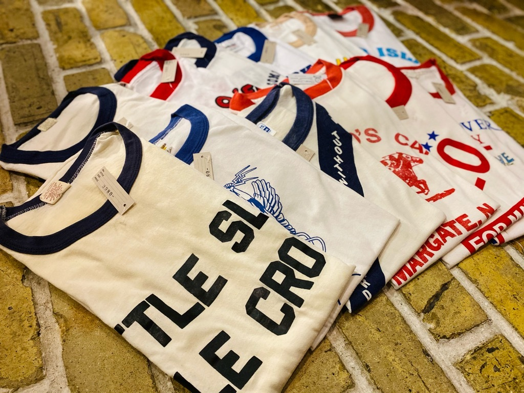 マグネッツ神戸店 5/29(土)Superior入荷! #4 Ringer T-Shirt!!!_c0078587_13264721.jpg