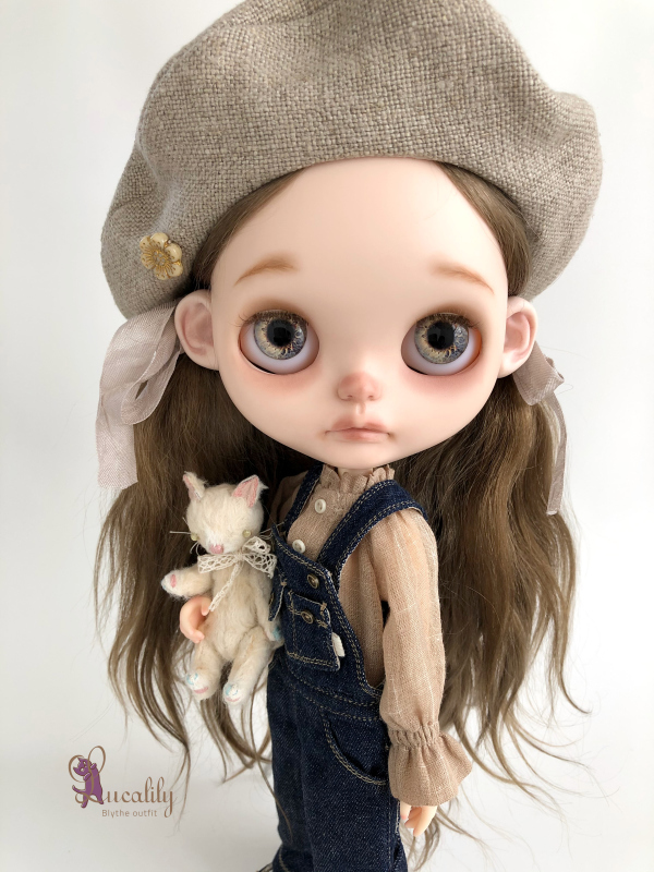 *lucalily * dolls clothes* Overall set*_d0217189_11383237.jpg