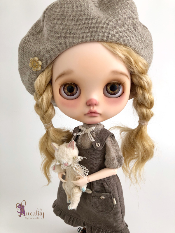 *lucalily * dolls clothes* Overall set*_d0217189_11384357.jpg