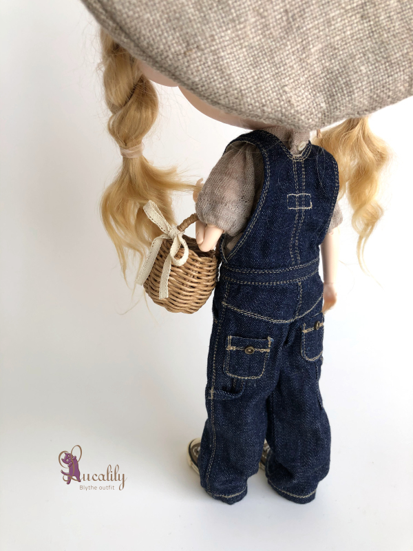 *lucalily * dolls clothes* Overall set*_d0217189_11385588.jpeg
