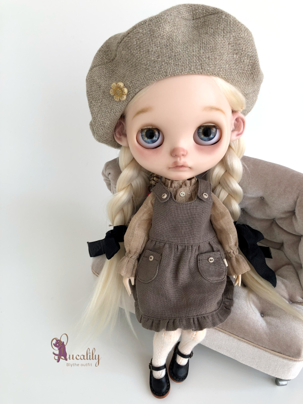 *lucalily * dolls clothes* Overall set*_d0217189_11391024.jpeg