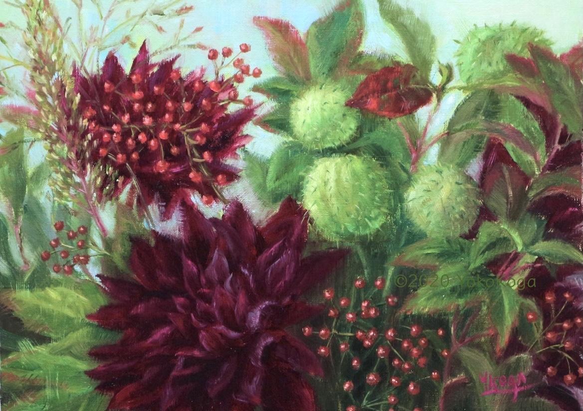 アートに花を_b0208604_10435750.jpeg