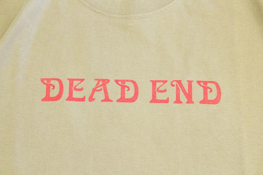"ONEWAY (ワンウェイ) \"" DEAD END S/S TEE \""_b0122806_13081333.jpg"